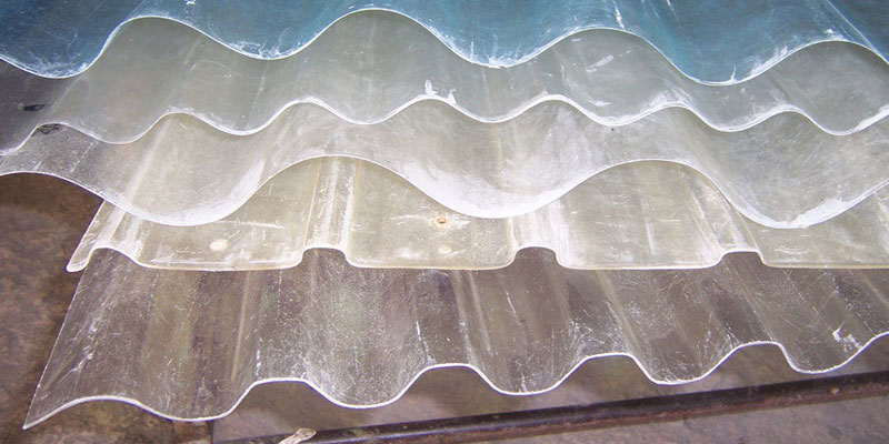 Atap Fibreglass