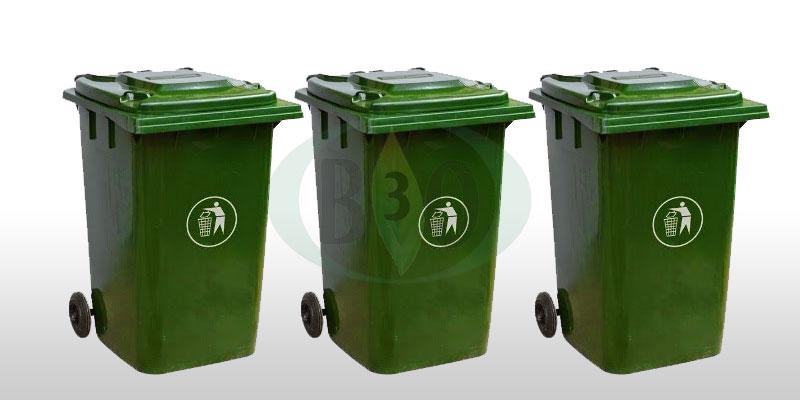 Bak Sampah Fiberglass