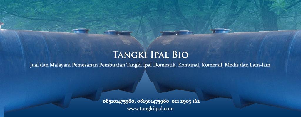 Tangki Ipal Bio