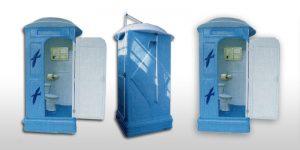Rental Toilet Portable